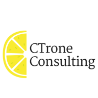 Lemon logo for Carole Trone CTrone Consulting writing higher education